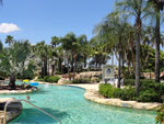 Reunion Resort Water Park -  Lazy River
