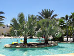 Reunion Resort Water Park - Lazy River to Main Pool