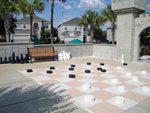 Giant Chess and Checkers